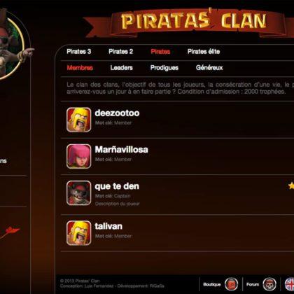 Pirata's Clan